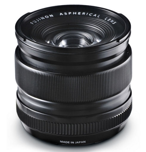 Беззеркальная камера Fujifilm X-E1 и объективы Fujinon XF