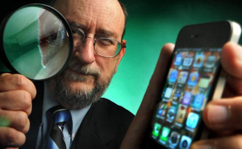 Ученых удивила степень загрязнения мобильных телефонов