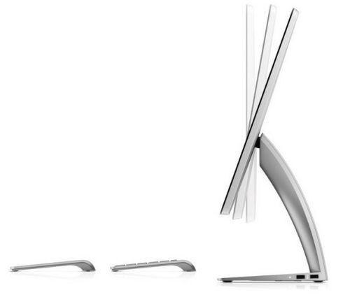 Моноблок Hewlett-Packard с мультитач тачпадом