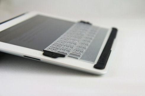 Touchfire – силиконовая клавиатура для планшетов