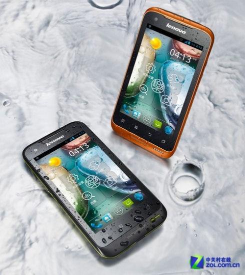 Смартфон Lenovo A660 с защитой от влаги