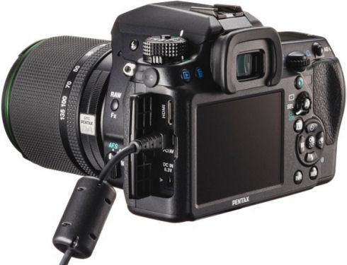 Новинки от Pentax: зеркальные камеры K-5 II и K-5 IIs