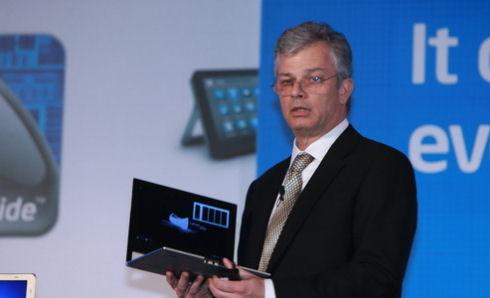 Ультрабуки Intel с голосовым управлением