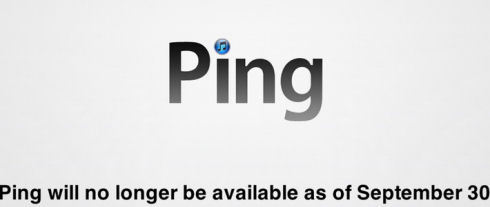 Apple закрывает социальную сеть Ping