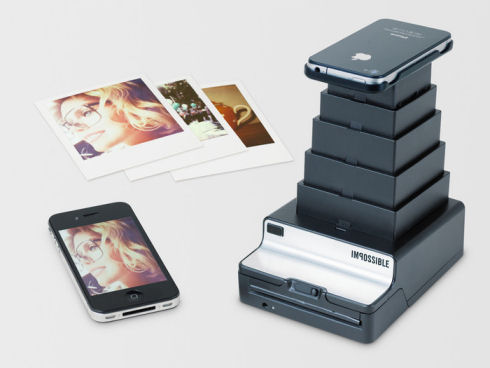 Impossible Instant Lab – фотопринтер для iPhone