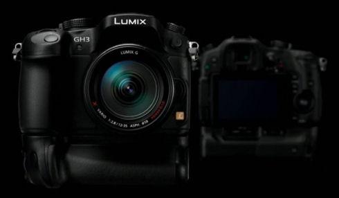 Panasonic показал новую Lumix GH3 на YouTube