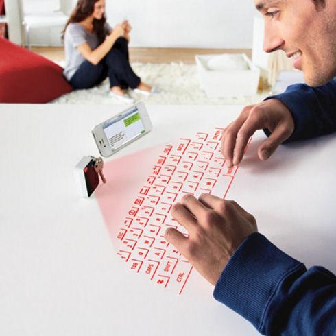 Виртуальная клавиатура CTX Virtual Technologies