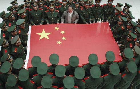 Китаец привез на родину военные секреты США