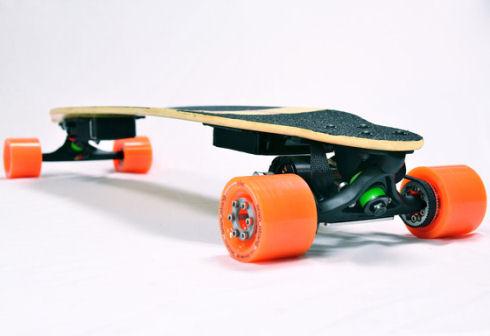 Проект Boosted Boards – электроскейтборд для города