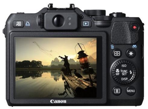 Компактная камера Canon PowerShot G15