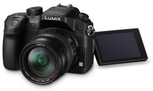 Panasonic Lumix DMC-GH3 - улучшен и усилен