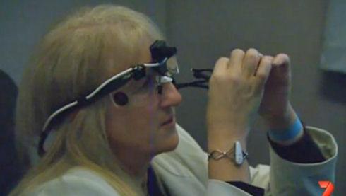 Австралийские ученые создали бионический глаз
