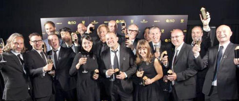 Apple получила две награды D&AD