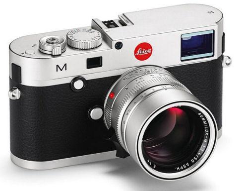 Leica M – видит далеко
