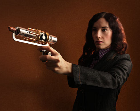 Пистолет Тесла из сериала «Хранилище 13»