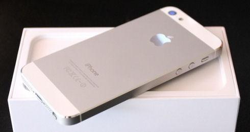 Покупатели критикуют iPhone 5