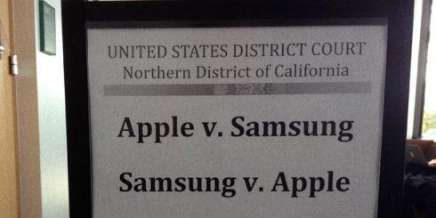 Apple мало 1 млрд долларов от Samsung