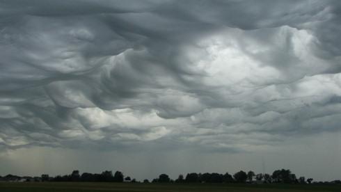 Undulatus asperatus – новый вид облаков