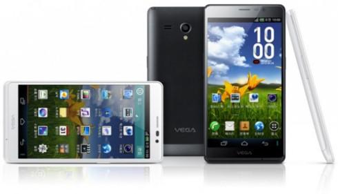Pantech Vega R3 – новый конкурент Samsung и Apple?