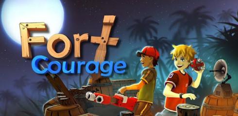 Fort Courage – защита форта