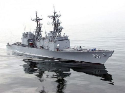 Топливо для кораблей ВМС США будут получать из морской воды