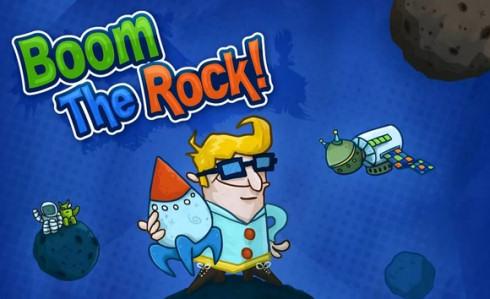 Boom The Rock: атака астероидов