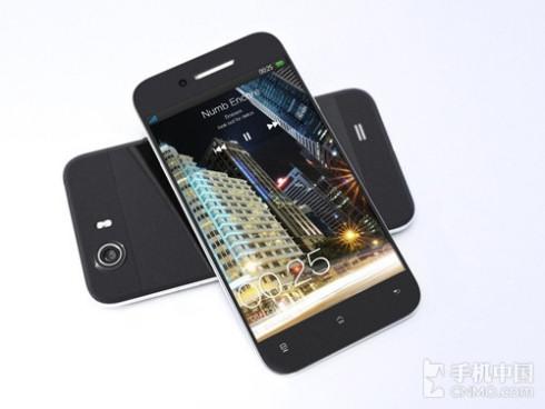 Смартфон Oppo Find с 5-дюймовым дисплеем