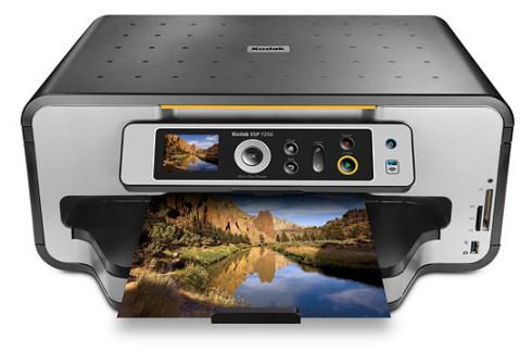 Kodak прекращает выпуск бытовых принтеров