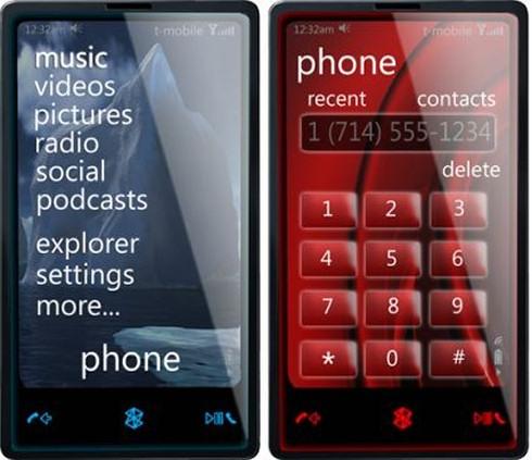 Microsoft работает над собственным смартфоном