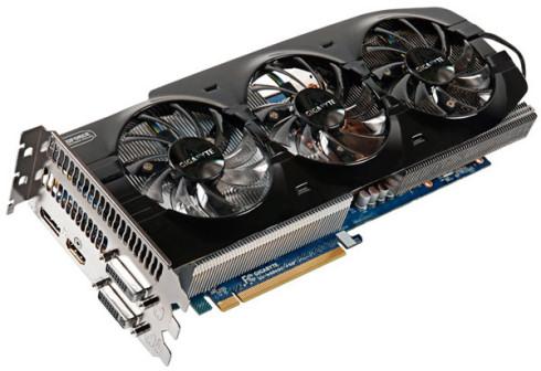 Видеокарта Gigabyte GV-N680OC-4GD с 4 Гб памяти и новой системой охлаждения