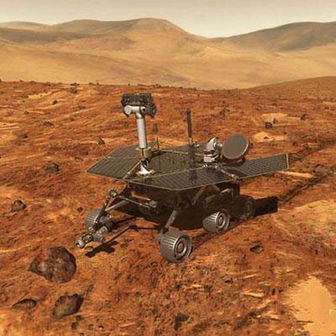 Марсоход Opportunity снова в строю