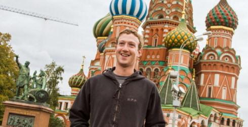 Facebook замахнулся на российские социальные сети