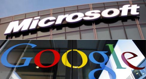 Google обогнала Microsoft по капитализации компании