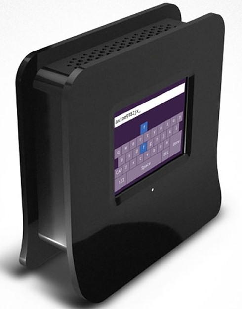 Роутер Securifi ALMOND с сенсорным управлением