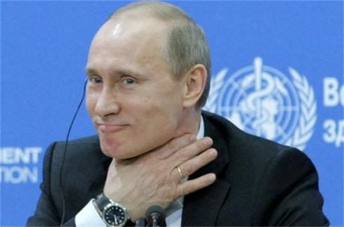Владимир Путин за борьбу с экстремизмом в сети Интернет