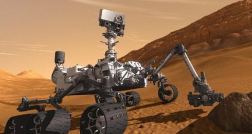 Марсоход Curiosity станет «мэром» Марса