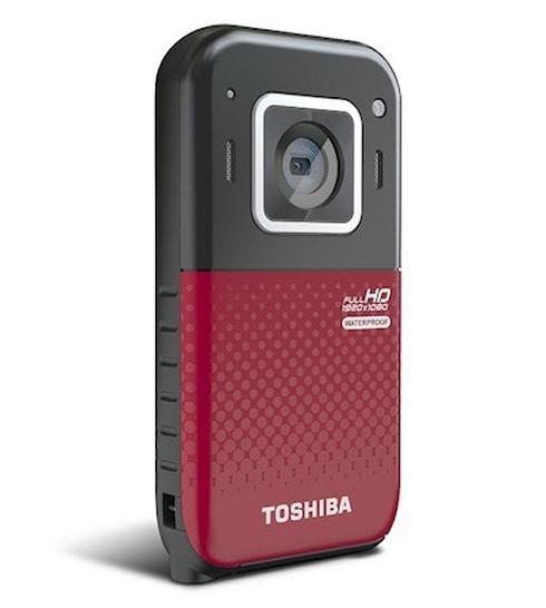 Фотокамера Camileo BW20: компактная и защищенная