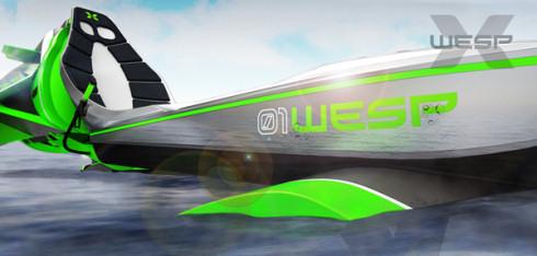 Wesp – гидроцикл нового поколения