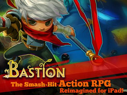 Bastion для iOS – шикарная RPG