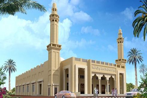 В ОАЭ построят мечеть по новым экологическим стандартам