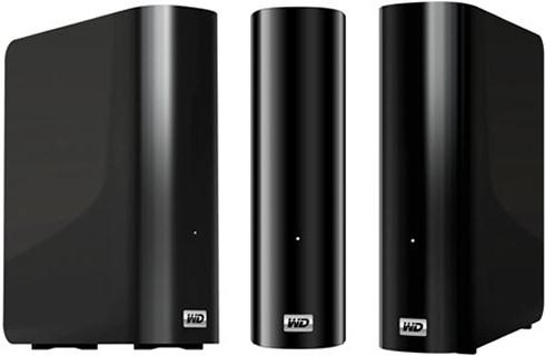 8-терабайтный накопитель Western Digital