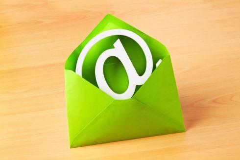 Email с привязкой к месту жительства