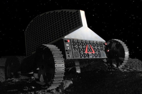 Луноход Polaris отправится за водой на Луну