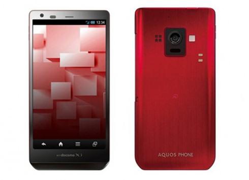 Sharp продемонстрировала мобильные дисплеи IGZO