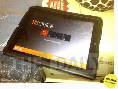 Office для Android и iOS может появиться в 2013 году