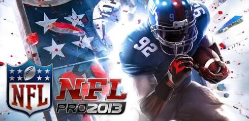 NFL Pro 2013 – Американский футбол на Android