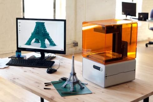 FORM 1 – 3D-принтер за 2500 тыс долларов