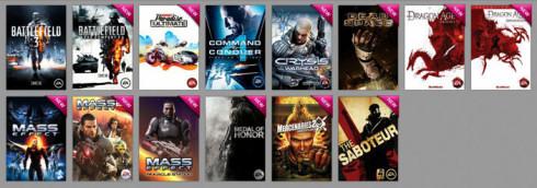 Сбой на Electronic Arts привел к утечке сотен игр