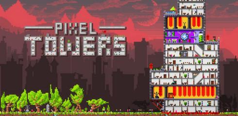 Pixel Towers: строим небоскреб