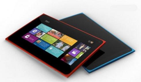 Планшеты Nokia: есть дизайн, но нет планшета…